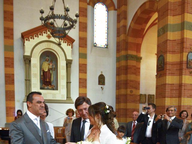 Il matrimonio di Luca e Francesca a Castel San Pietro Terme, Bologna 16