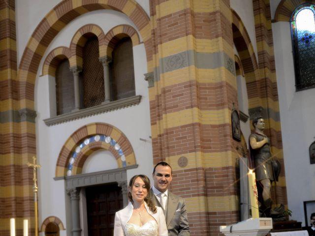 Il matrimonio di Luca e Francesca a Castel San Pietro Terme, Bologna 20