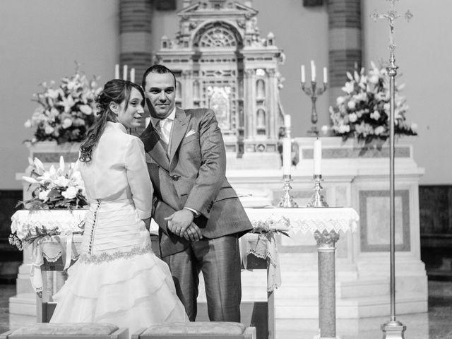 Il matrimonio di Luca e Francesca a Castel San Pietro Terme, Bologna 21