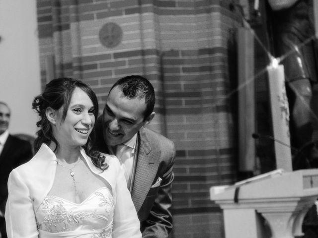 Il matrimonio di Luca e Francesca a Castel San Pietro Terme, Bologna 22