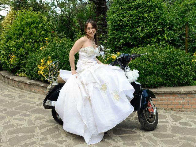 Il matrimonio di Luca e Francesca a Castel San Pietro Terme, Bologna 36