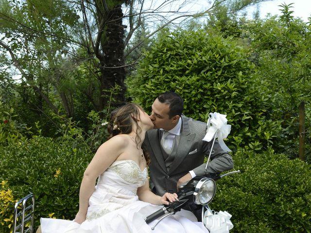 Il matrimonio di Luca e Francesca a Castel San Pietro Terme, Bologna 37