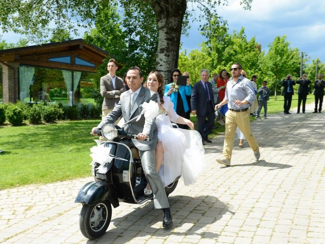 Il matrimonio di Luca e Francesca a Castel San Pietro Terme, Bologna 38