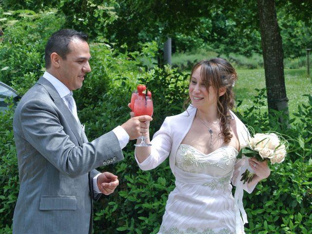 Il matrimonio di Luca e Francesca a Castel San Pietro Terme, Bologna 39