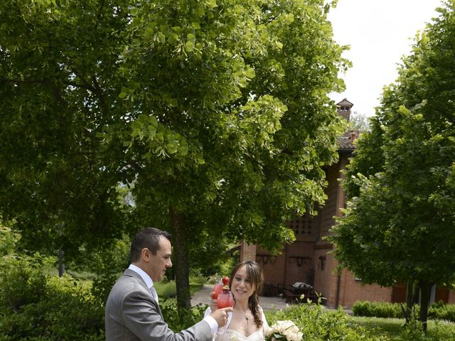 Il matrimonio di Luca e Francesca a Castel San Pietro Terme, Bologna 40