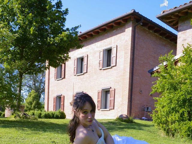 Il matrimonio di Luca e Francesca a Castel San Pietro Terme, Bologna 47