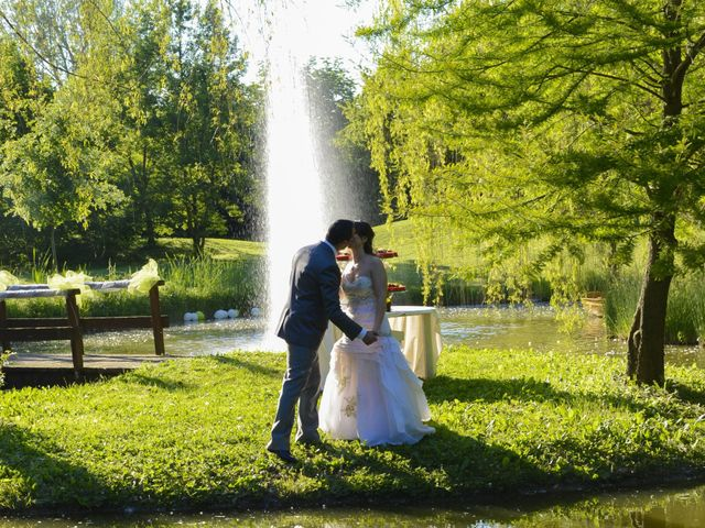 Il matrimonio di Luca e Francesca a Castel San Pietro Terme, Bologna 56