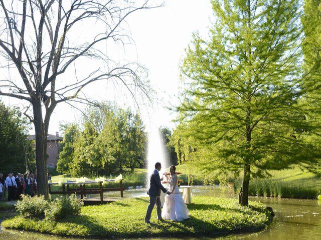 Il matrimonio di Luca e Francesca a Castel San Pietro Terme, Bologna 58