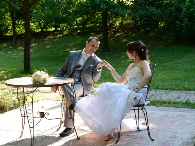 Il matrimonio di Luca e Francesca a Castel San Pietro Terme, Bologna 65