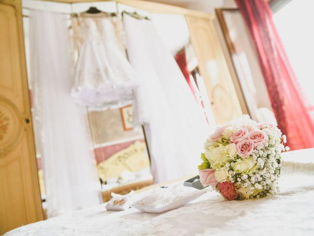 Il matrimonio di Tony e Noemi a Legnano, Milano 11