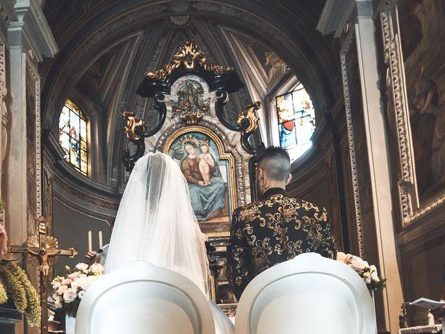 Il matrimonio di Tony e Noemi a Legnano, Milano 23