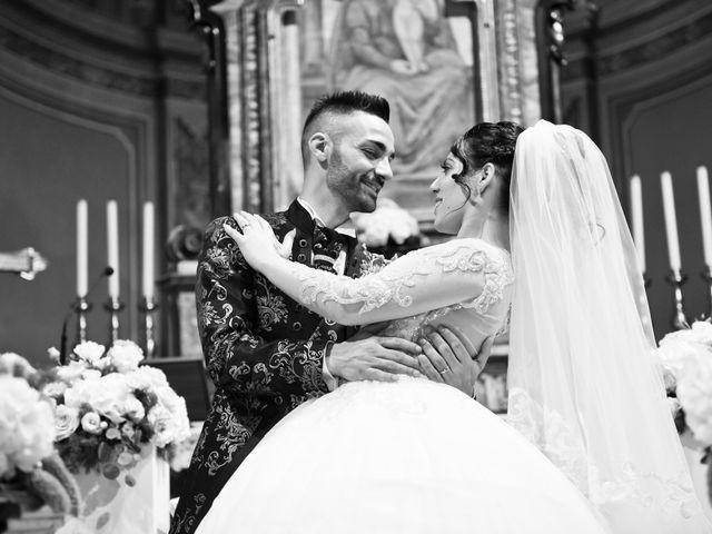 Il matrimonio di Tony e Noemi a Legnano, Milano 25
