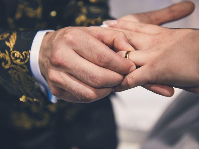 Il matrimonio di Tony e Noemi a Legnano, Milano 26