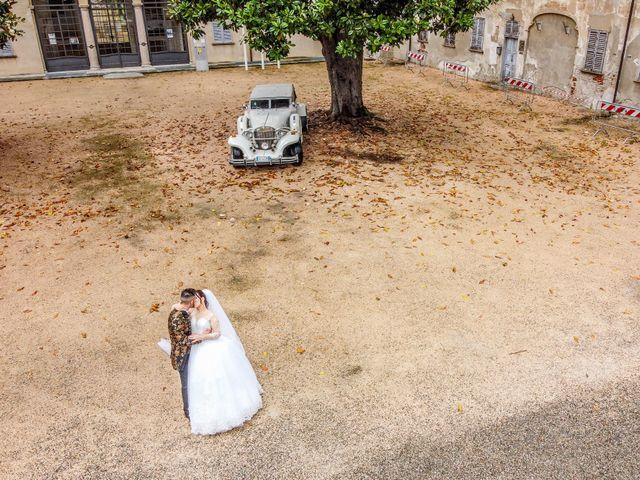 Il matrimonio di Tony e Noemi a Legnano, Milano 30