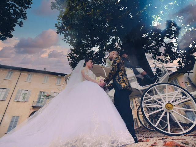 Il matrimonio di Tony e Noemi a Legnano, Milano 33