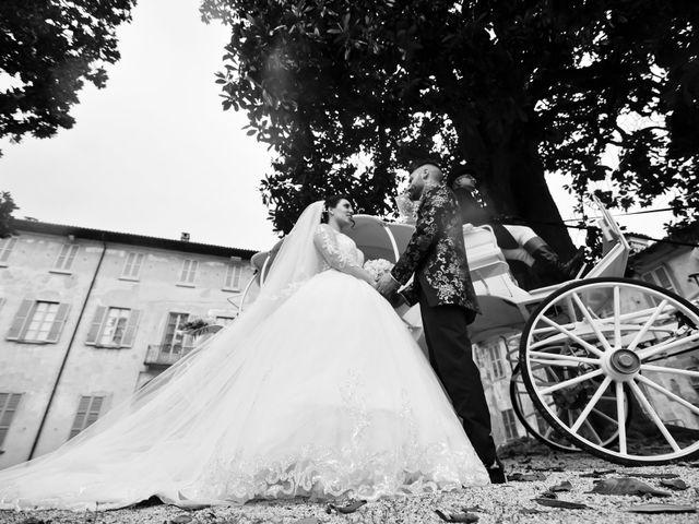 Il matrimonio di Tony e Noemi a Legnano, Milano 34