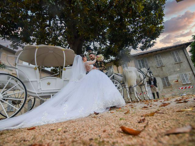 Il matrimonio di Tony e Noemi a Legnano, Milano 35