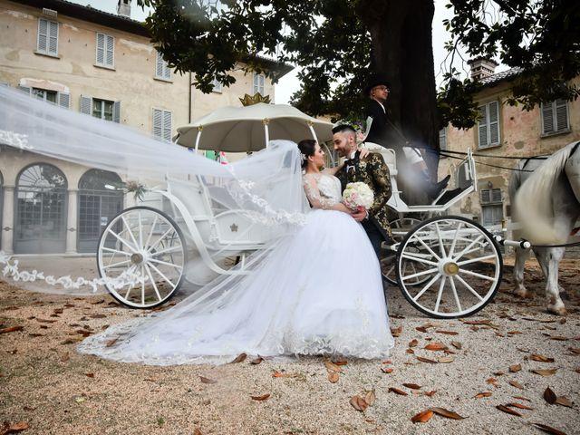 Il matrimonio di Tony e Noemi a Legnano, Milano 1