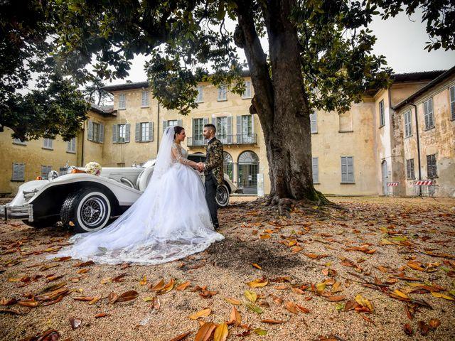 Il matrimonio di Tony e Noemi a Legnano, Milano 36
