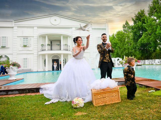 Il matrimonio di Tony e Noemi a Legnano, Milano 41