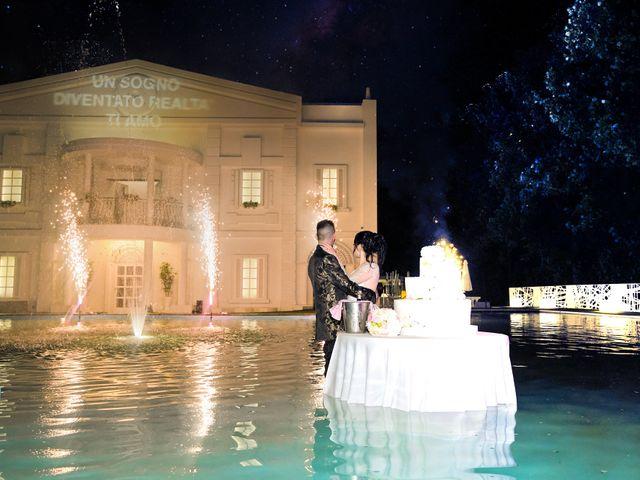 Il matrimonio di Tony e Noemi a Legnano, Milano 48