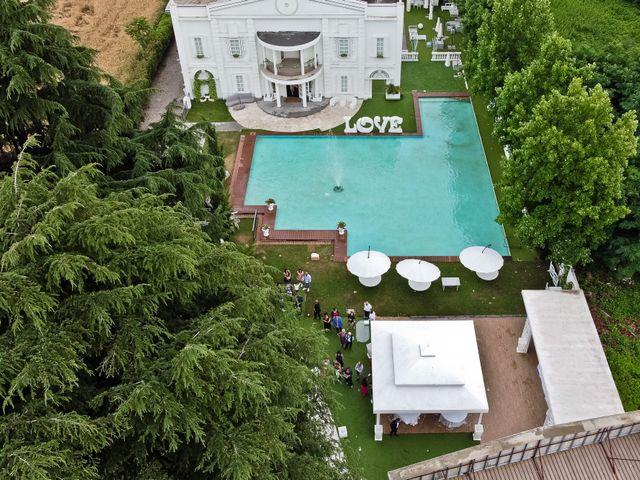 Il matrimonio di Tony e Noemi a Legnano, Milano 50