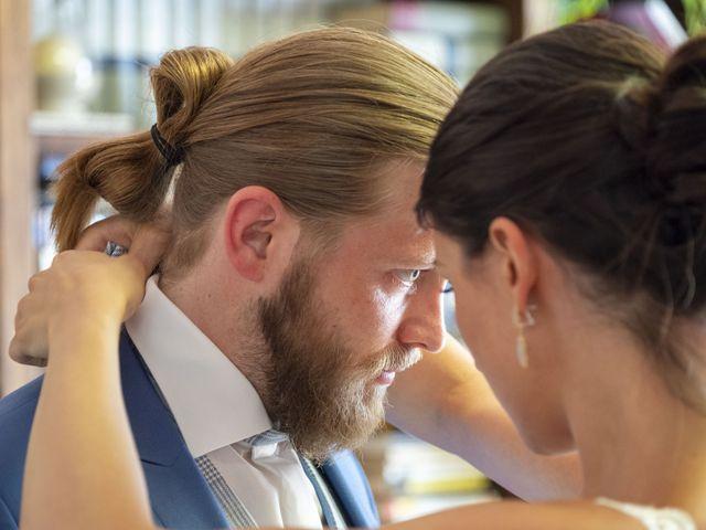 Il matrimonio di Robert e Giulia a Serra de' Conti, Ancona 32