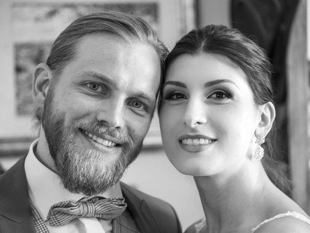 Il matrimonio di Robert e Giulia a Serra de' Conti, Ancona 35