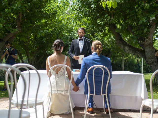 Il matrimonio di Robert e Giulia a Serra de' Conti, Ancona 38