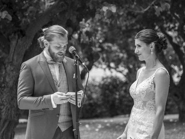 Il matrimonio di Robert e Giulia a Serra de' Conti, Ancona 39