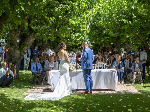 Il matrimonio di Robert e Giulia a Serra de' Conti, Ancona 41