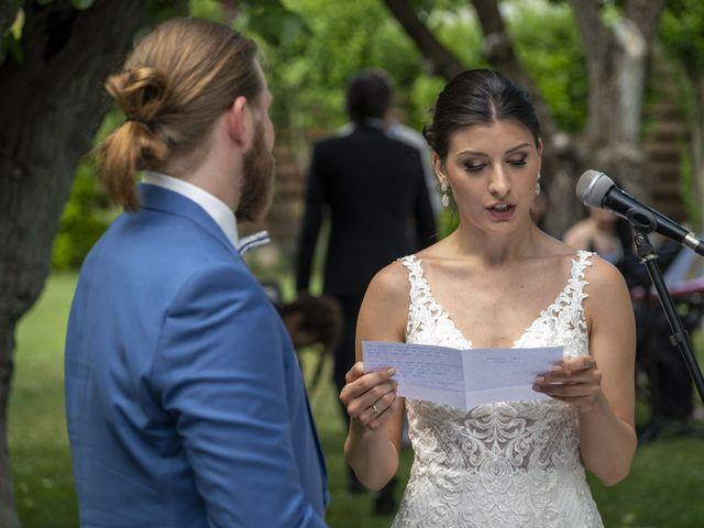 Il matrimonio di Robert e Giulia a Serra de' Conti, Ancona 42
