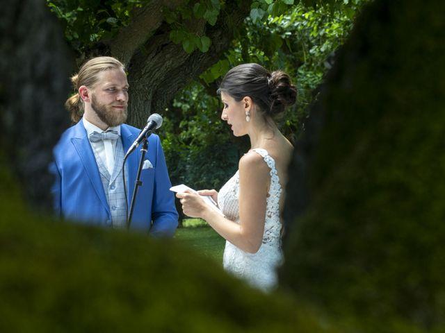 Il matrimonio di Robert e Giulia a Serra de' Conti, Ancona 44