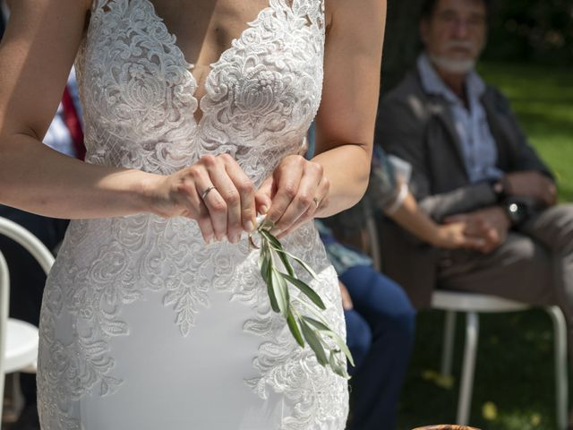 Il matrimonio di Robert e Giulia a Serra de' Conti, Ancona 51