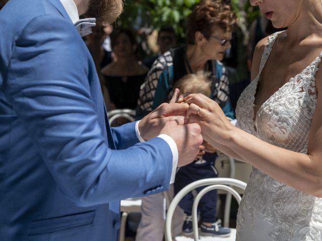 Il matrimonio di Robert e Giulia a Serra de' Conti, Ancona 52