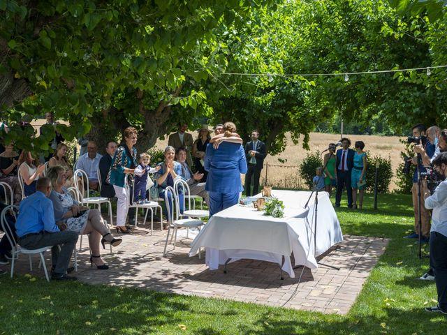 Il matrimonio di Robert e Giulia a Serra de' Conti, Ancona 54