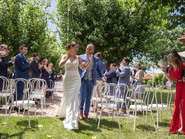Il matrimonio di Robert e Giulia a Serra de' Conti, Ancona 58