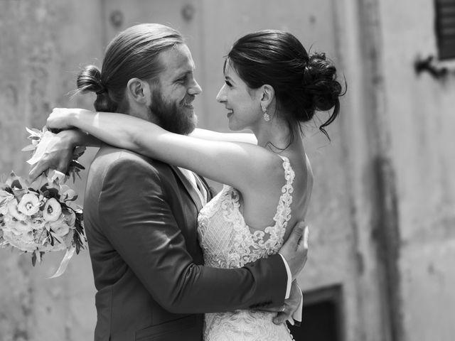 Il matrimonio di Robert e Giulia a Serra de' Conti, Ancona 60