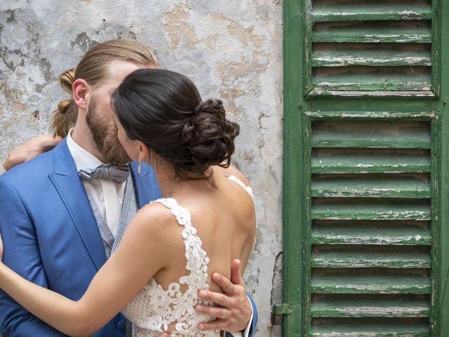 Il matrimonio di Robert e Giulia a Serra de' Conti, Ancona 69
