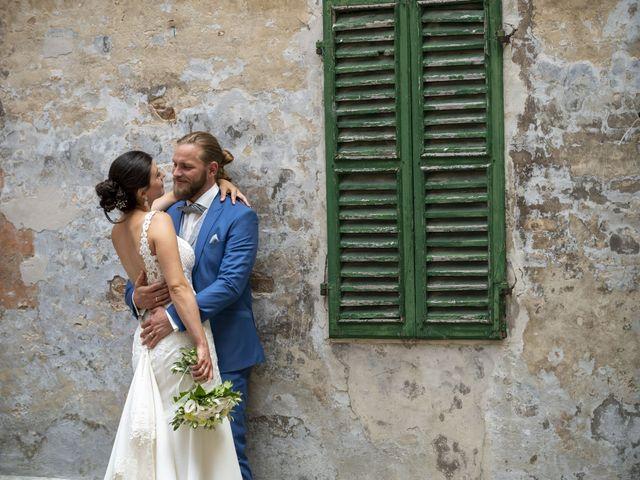 Il matrimonio di Robert e Giulia a Serra de' Conti, Ancona 72
