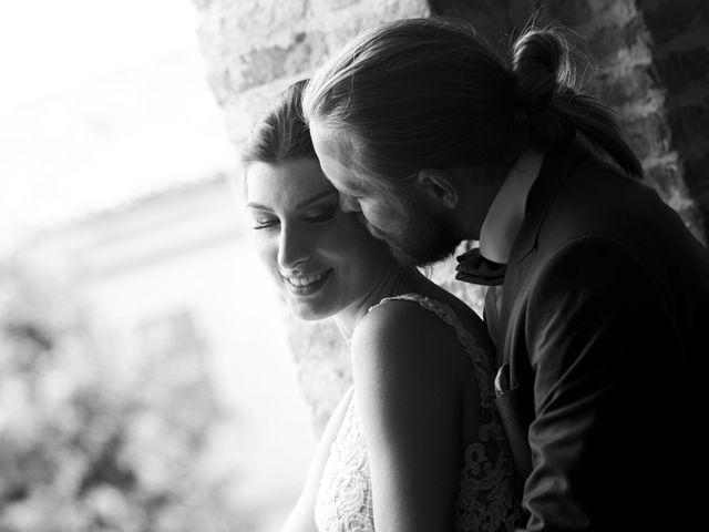 Il matrimonio di Robert e Giulia a Serra de' Conti, Ancona 75