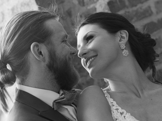 Il matrimonio di Robert e Giulia a Serra de' Conti, Ancona 76