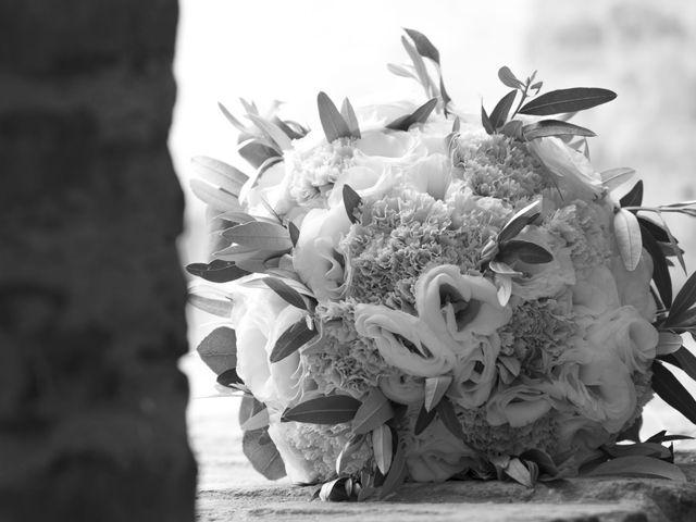 Il matrimonio di Robert e Giulia a Serra de' Conti, Ancona 77