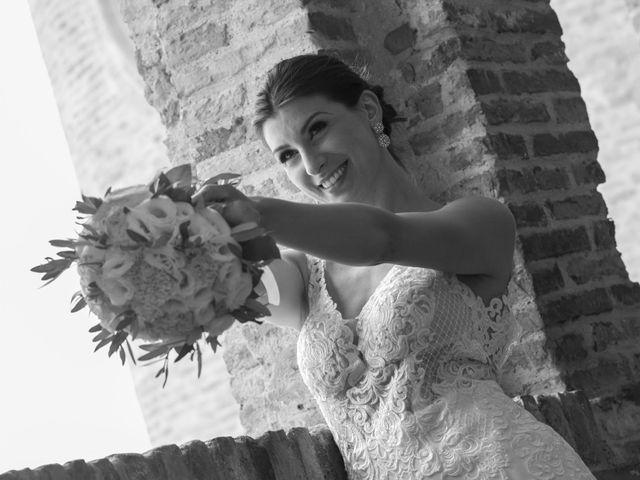 Il matrimonio di Robert e Giulia a Serra de' Conti, Ancona 78