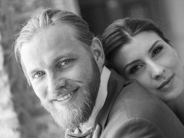 Il matrimonio di Robert e Giulia a Serra de' Conti, Ancona 79