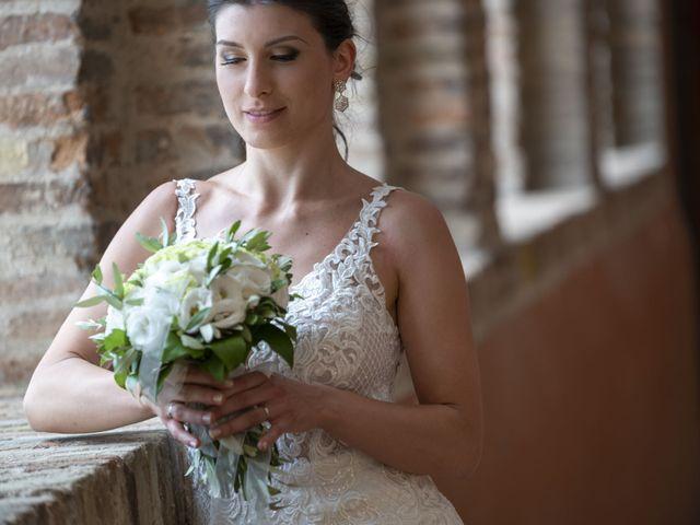Il matrimonio di Robert e Giulia a Serra de' Conti, Ancona 80