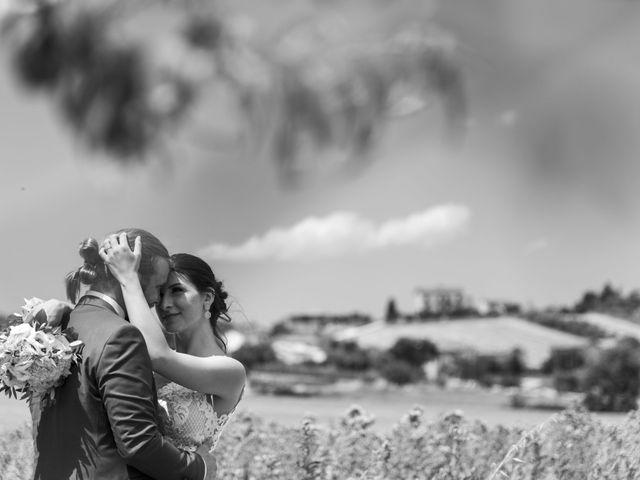 Il matrimonio di Robert e Giulia a Serra de' Conti, Ancona 85