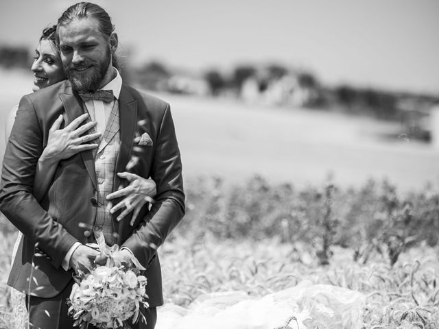 Il matrimonio di Robert e Giulia a Serra de' Conti, Ancona 86