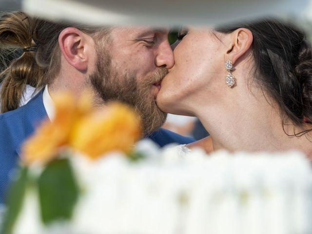 Il matrimonio di Robert e Giulia a Serra de' Conti, Ancona 90