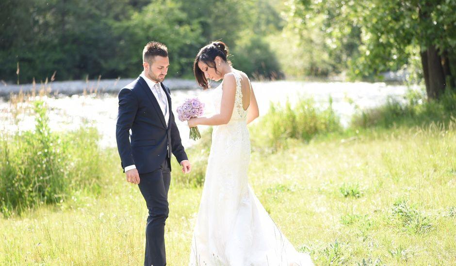 Il matrimonio di Jonathan e Graziana a Busto Arsizio, Varese